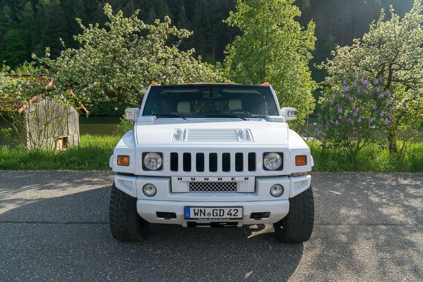 Hummer H2 mieten in Winnenden bei Stuttgart
