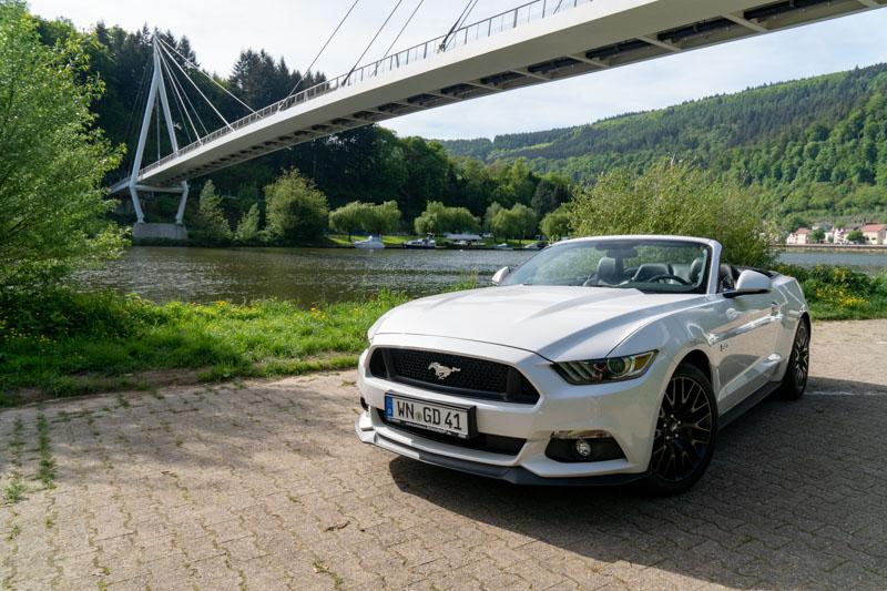 Ford Mustang Gt Cabrio Mieten In Stuttgart Winnenden Und Umgebung