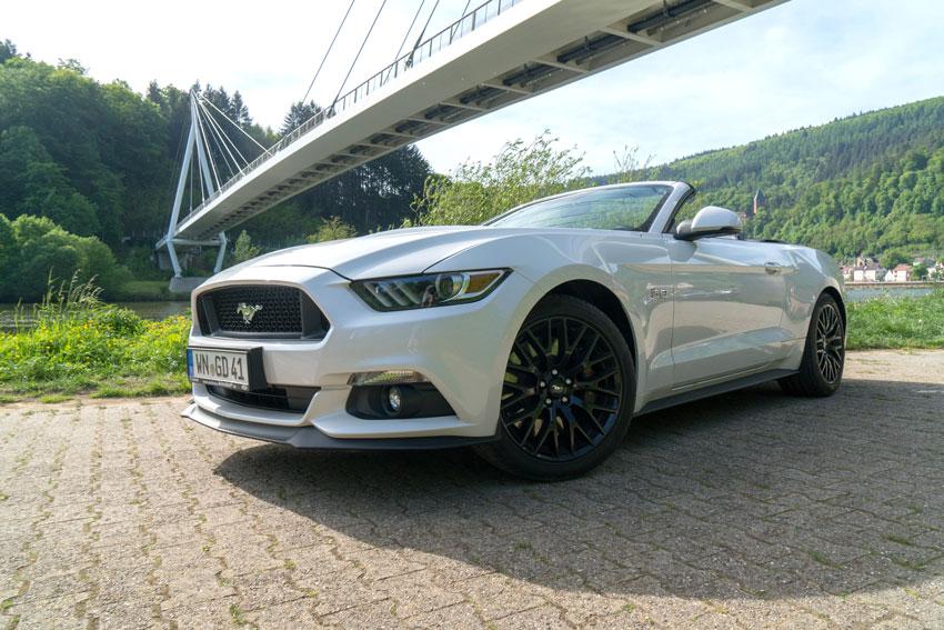 Ford Mustang GT Mieten in Winnenden bei Stuttgart